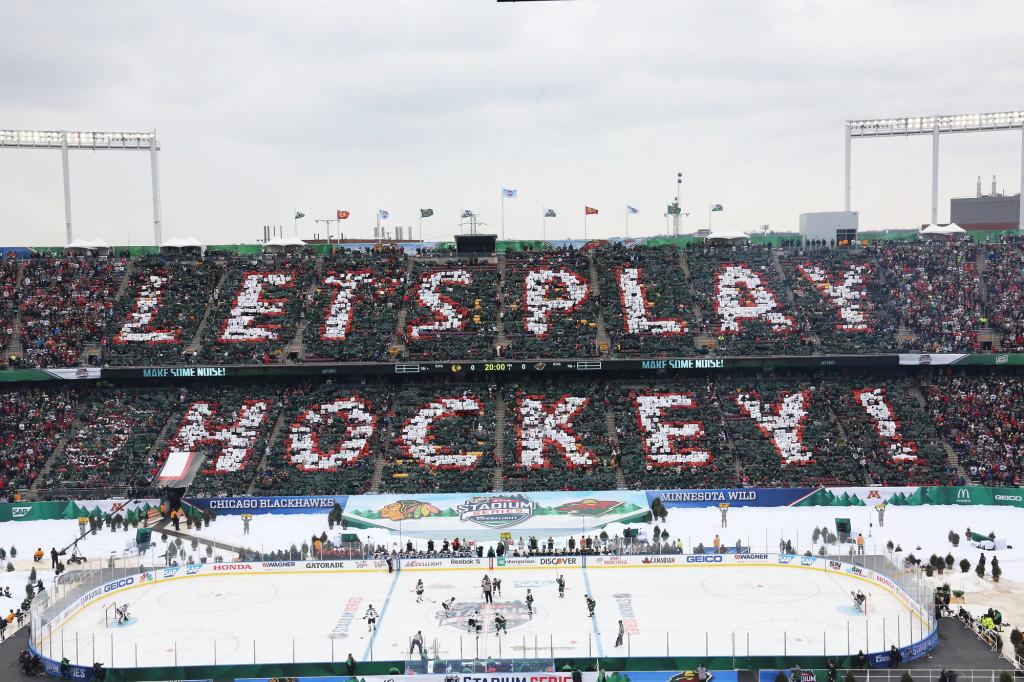 NHL Stadium Series 2016