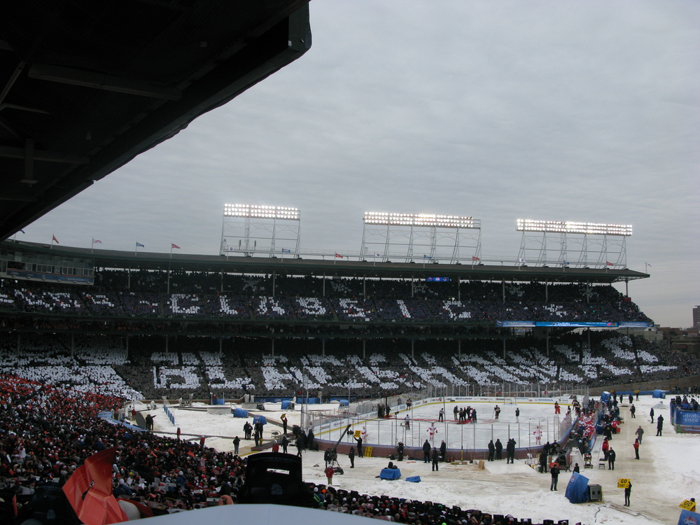 NHL Winter Classic 2009 - 2