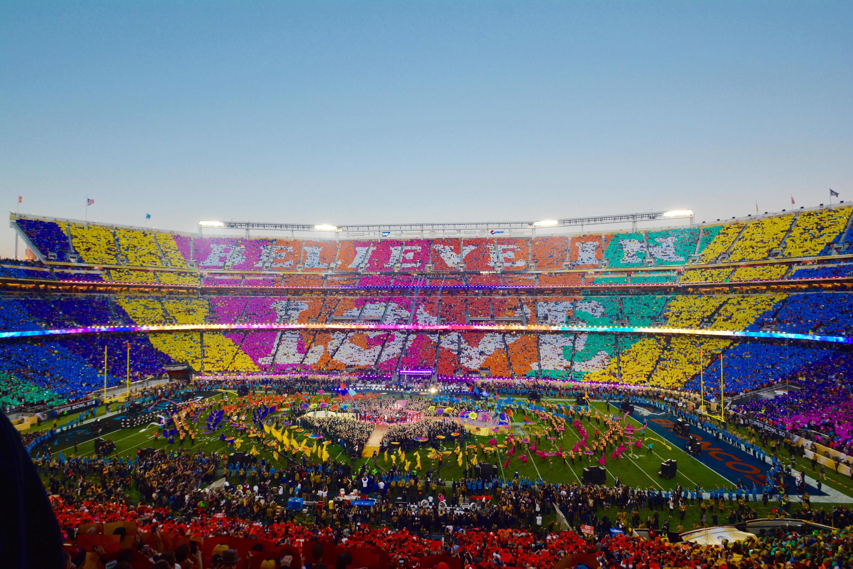 Super Bowl 50 Believe in Love