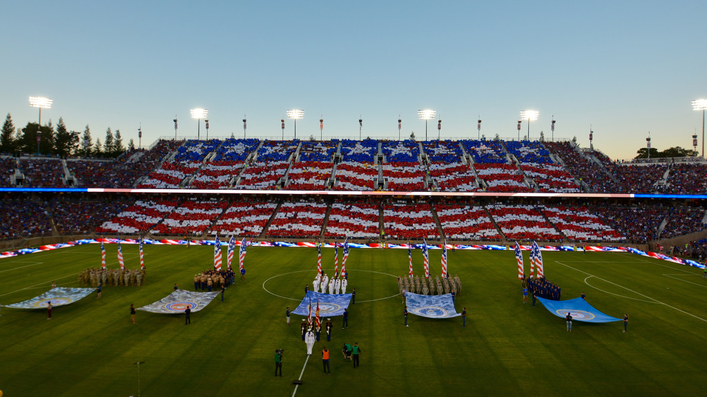 San Jose Earthquakes - Patriotic